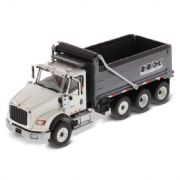 Diecast Masters International HX620 8x4 Dump Truck
